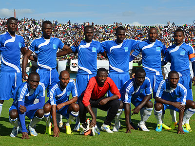 Rayon players promised bonus for win against AS Kigali