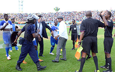 Rayon Sports rioters may face up to 3 years in jail