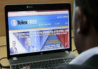 Former TelexFree members cry foul after Bankruptcy petition