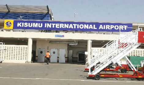 Kisumu International Airport underutilised, says official