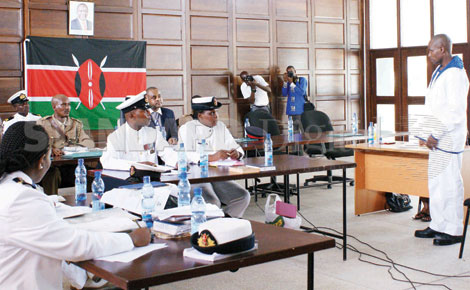 Former Kenya Navy soldiers risk life sentence for deserting duty, State warns