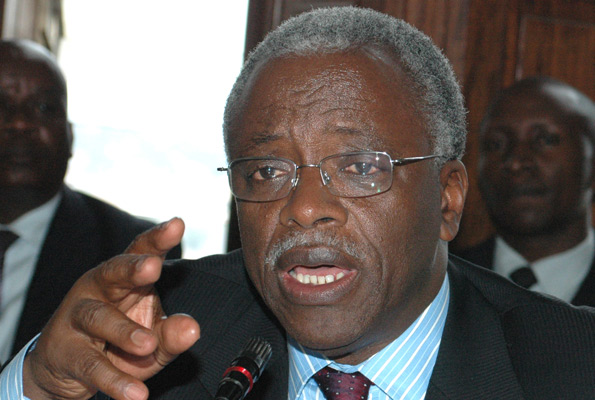 Sudan resumes support to Kony, says Mbabazi