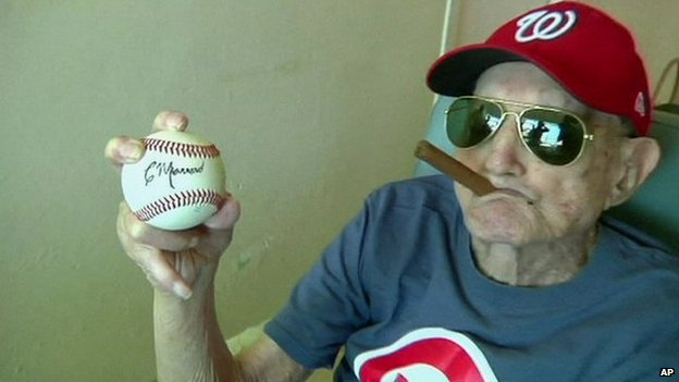 Oldest ex-Major League Baseball player dies in Cuba aged 102