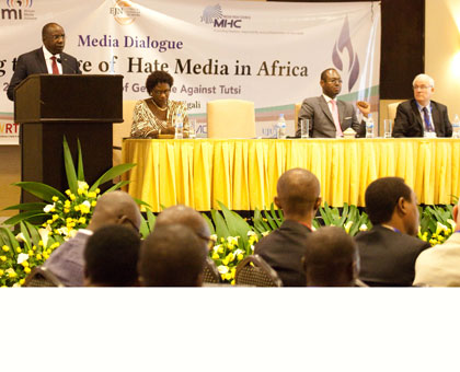 African media experts seek end to hate speech