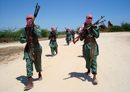 'UPDF instructors trained Al-Shabaab fighters'