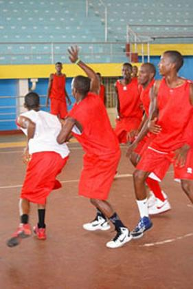 Boys tipped to win U18 Zone V basketball title