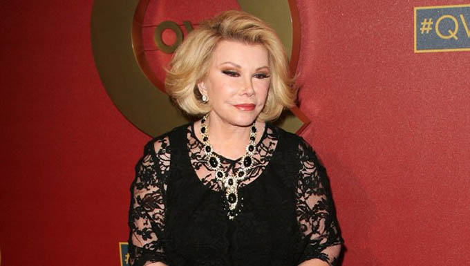 Joan Rivers Won't Apologize for Her Hurtful Joke About Ariel Castro Kidnaping Victims