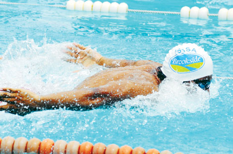 Harunani, Muteti splash their way to victory