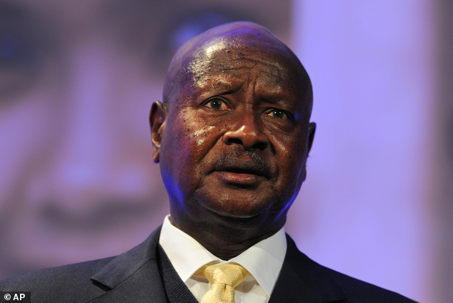 Museveni directs on sh3b for Kiboga forest evictees