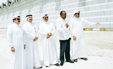 Uhuru reaches out to Qatar investors