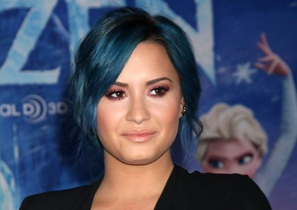 Demi Lovato Responds to Bullies Calling Her 'Fatty'