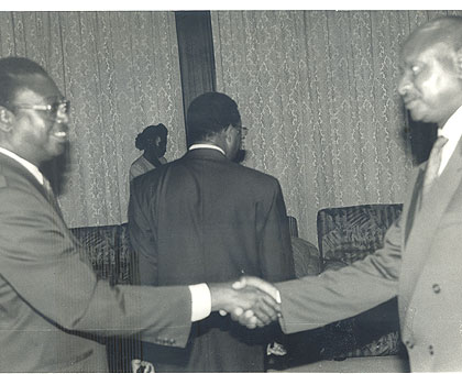 Nzamurambaho dared genocidal government on sectarianism, paid with his life