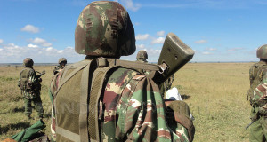 It's official, KDF to join mission