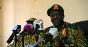 S Sudan conflict: President Salva Kiir sacks army chief
