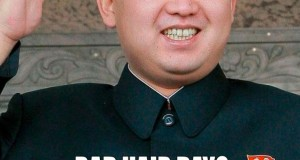 How David Beckham & co would look with Kim Jong-Un's hair