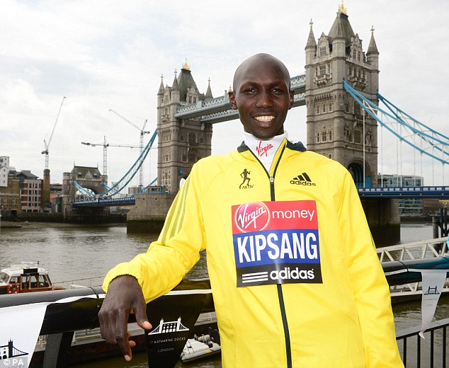 Kipsang basks in London Glory: Champ returns home, focuses on winning Manchester 10km race