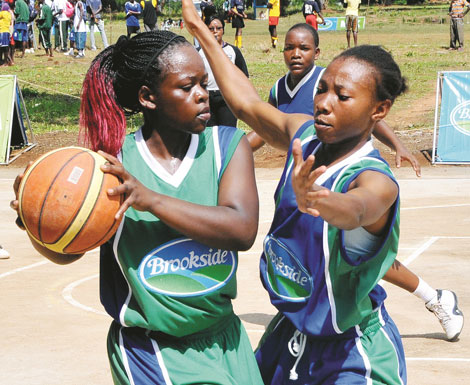 Upper Hill end Mang'u title hopes in basketball as St Georges hold Narok in hockey