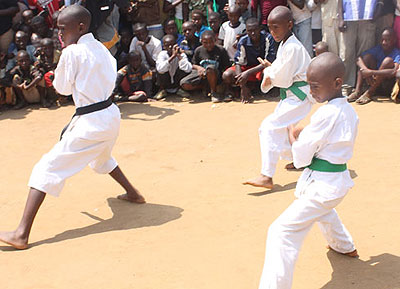 Rwanda Karate body to honour departed players