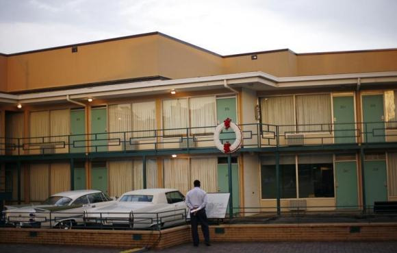 Tennessee man breaks into National Civil Rights Museum, sleeps on bed