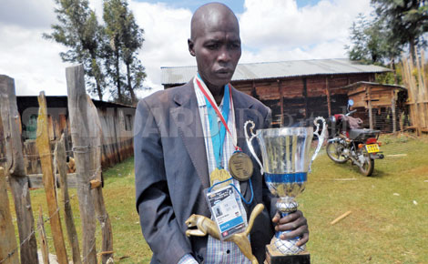 Alcohol robbed Kenya of an athletics champion