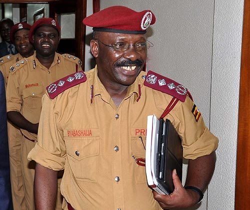 Uganda Parliament approves prisons chiefs' reappointment