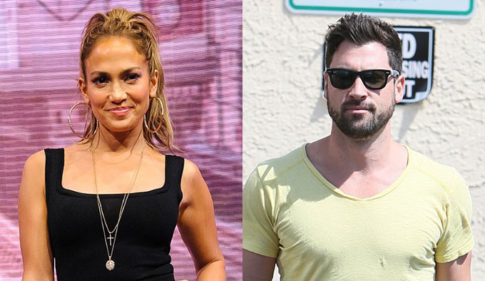 Jennifer Lopez and Maksim Chmerkovskiy Spotted Having 'Flirty' Night Out After Denying Romance
