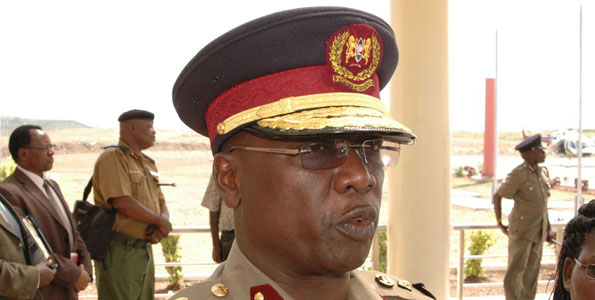 Kimaiyo holds crisis meeting with KWS, KFS, NYS bosses